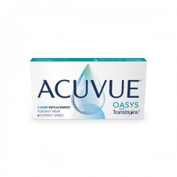 ACUVUE ® OASYS with Transitions™ 6 szt.