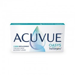ACUVUE® OASYS with Transitions™ 6 szt.
