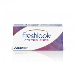 FreshLook ColorBlends 2 szt. - moc 0,00