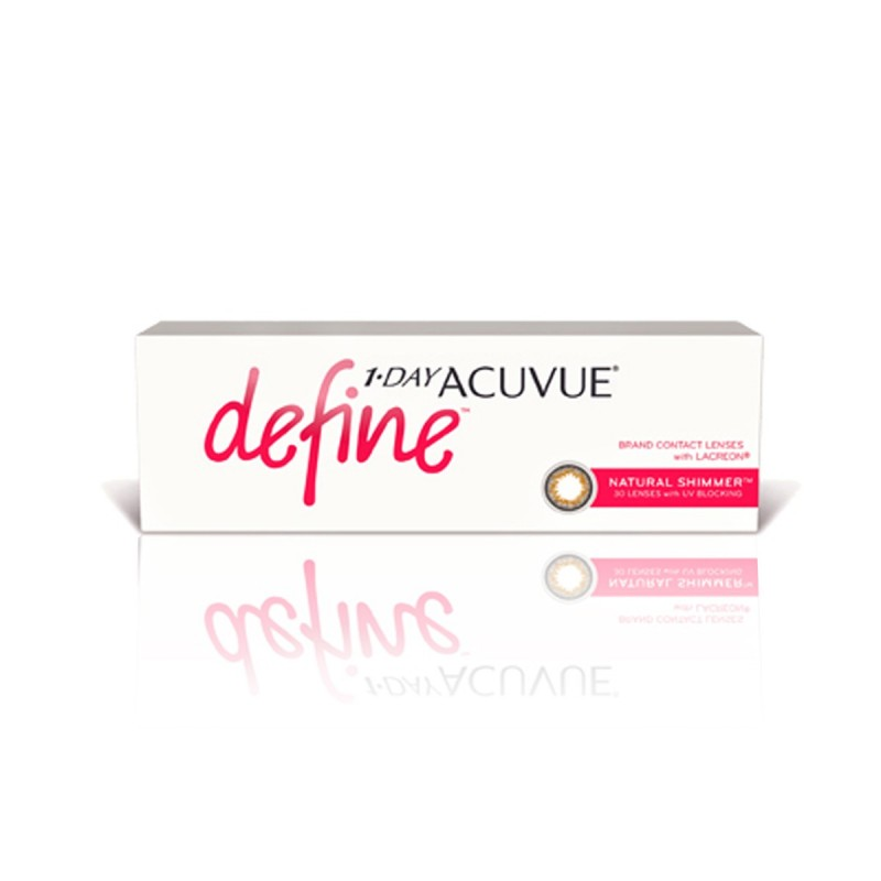 1 Day Acuvue® define™ Natural Shimmer 30 szt. Johnson&Johnson