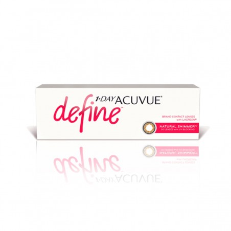 1 Day Acuvue® define™ Natural Shimmer 30 szt.