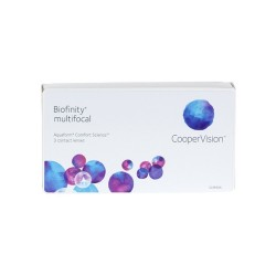 Miesięczne Biofinity® Multifocal 3szt CooperVision®