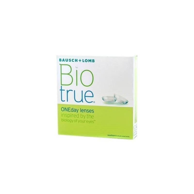 BioTrue™ ONEDAY 90 szt. Bausch&Lomb.