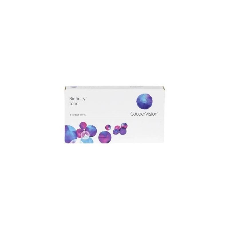 Biofinity® Toric 3szt CooperVision®