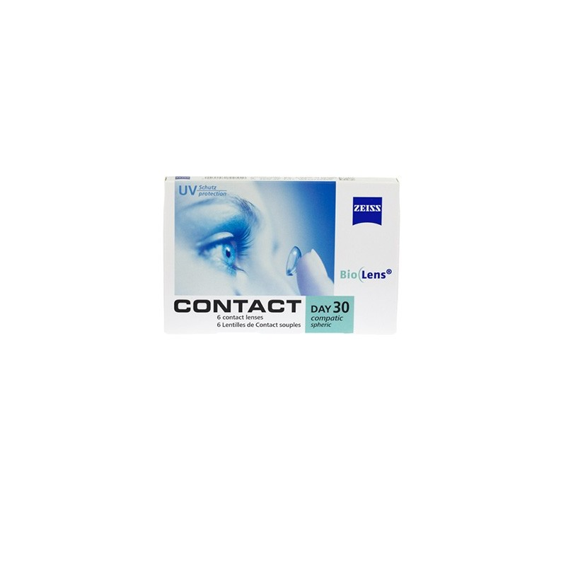 Contact Day 30 Compatic 6szt. Zeiss