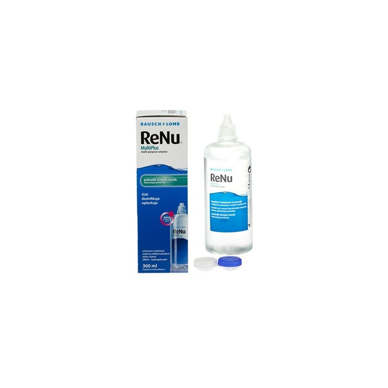 ReNu Multiplus B&L 360 ml