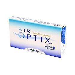 Air Optix® Aqua 6 szt.- wyprzedaż