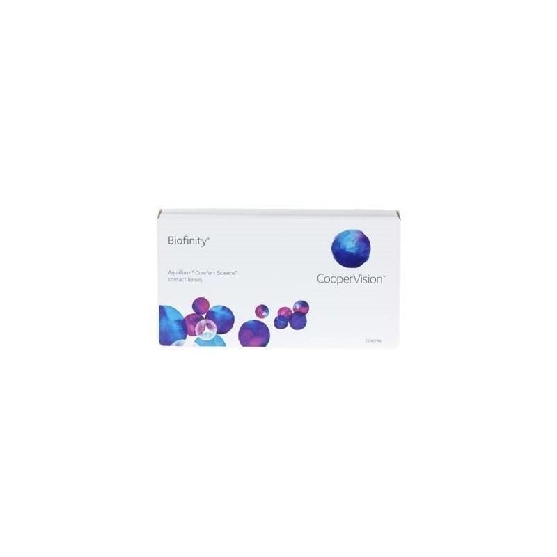 Biofinity® 6szt. - wyprzedaż