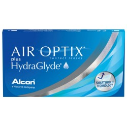 Air Optix® Plus HydraGlyde® 3 szt.