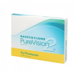 PureVision 2 for Presbyopia 3 szt.