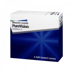 PureVision® 6szt  BC 8.3 mm Bausch&Lomb