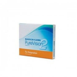 PureVision2® for astigmatism 3szt Bausch&Lomb