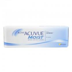 Soczewki Jednodniowe 1 Day Acuvue® Moist® 30 szt. Johnson&Johnosn.