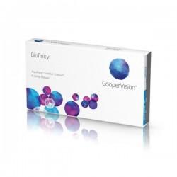 Biofinity® 6szt. CooperVision