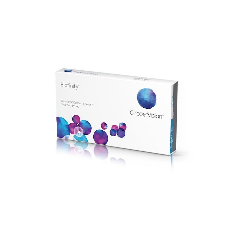Biofinity® 3szt. CooperVision