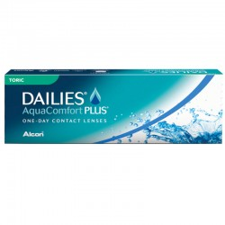 Dailies AquaComfort Plus™ Toric 30 szt. Alcon