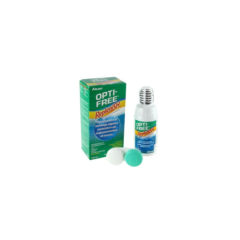 Opti Free Replenish 120 ml