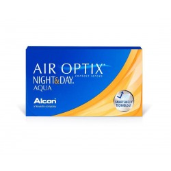Air Optix Aqua Night&Day 3 szt.