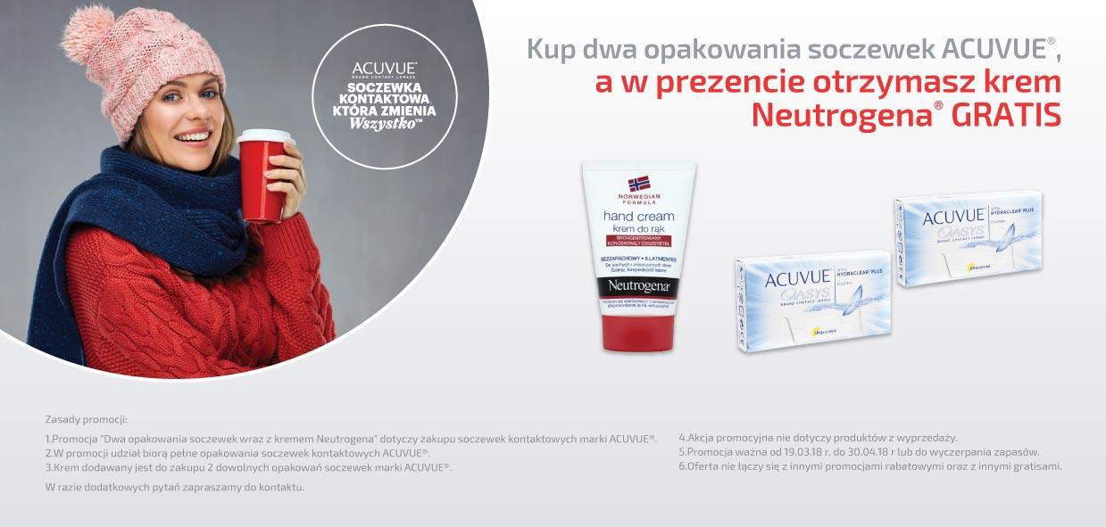 promocja neutrogena