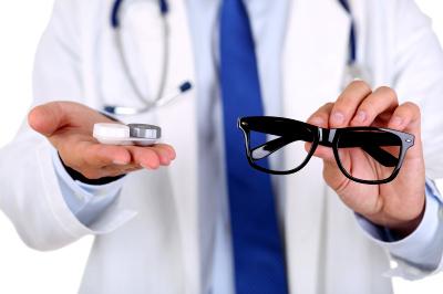 Dobór soczewek kontaktowych na podstawie mocy okularów
