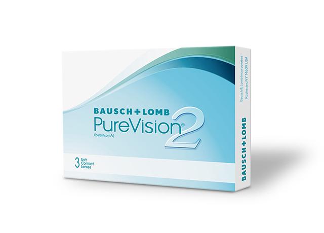 Soczewki PureVision 2
