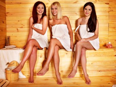 Soczewki a pobyt w saunie
